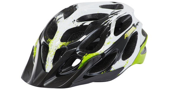 Alpina Mythos 2.0 helm wit/zwart